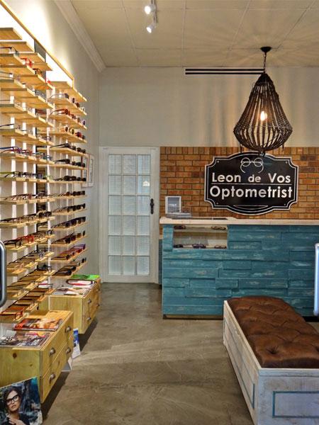 Loen de Vos Optometrist