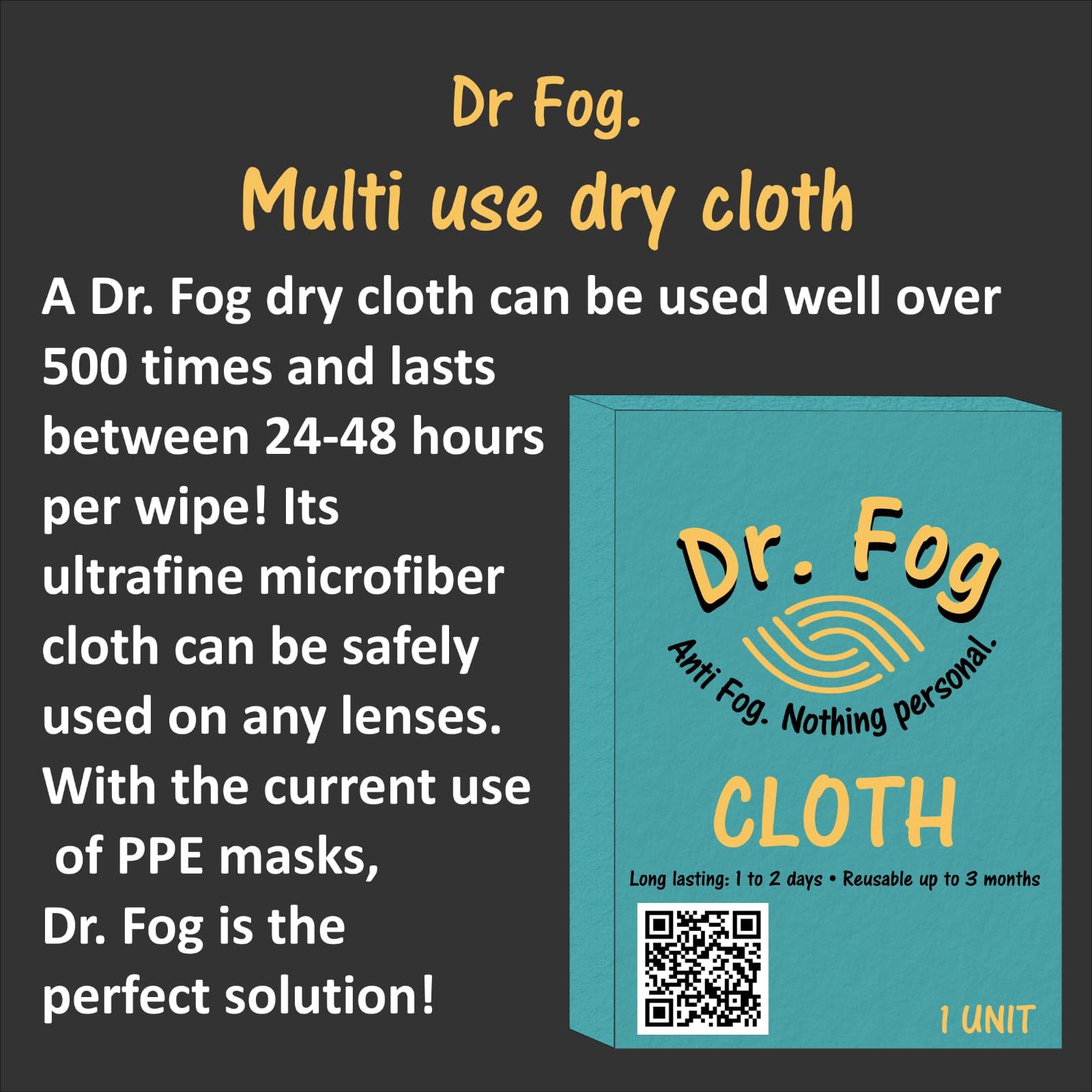Dr Fog Anti-Fog Products